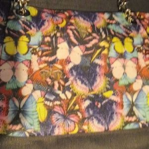 Pretty spring summer pattern purse
